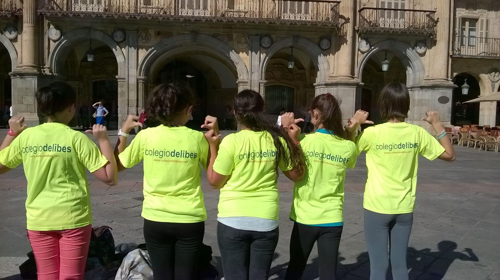 Soggiorno studio a Salamanca