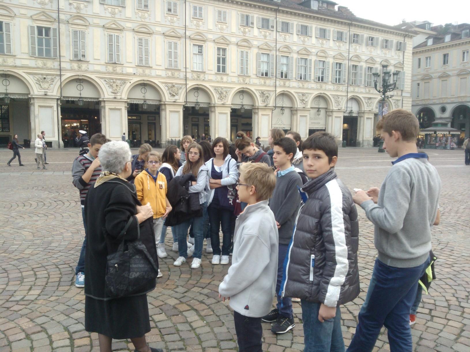 Passeggiando per la Città del Risorgimento