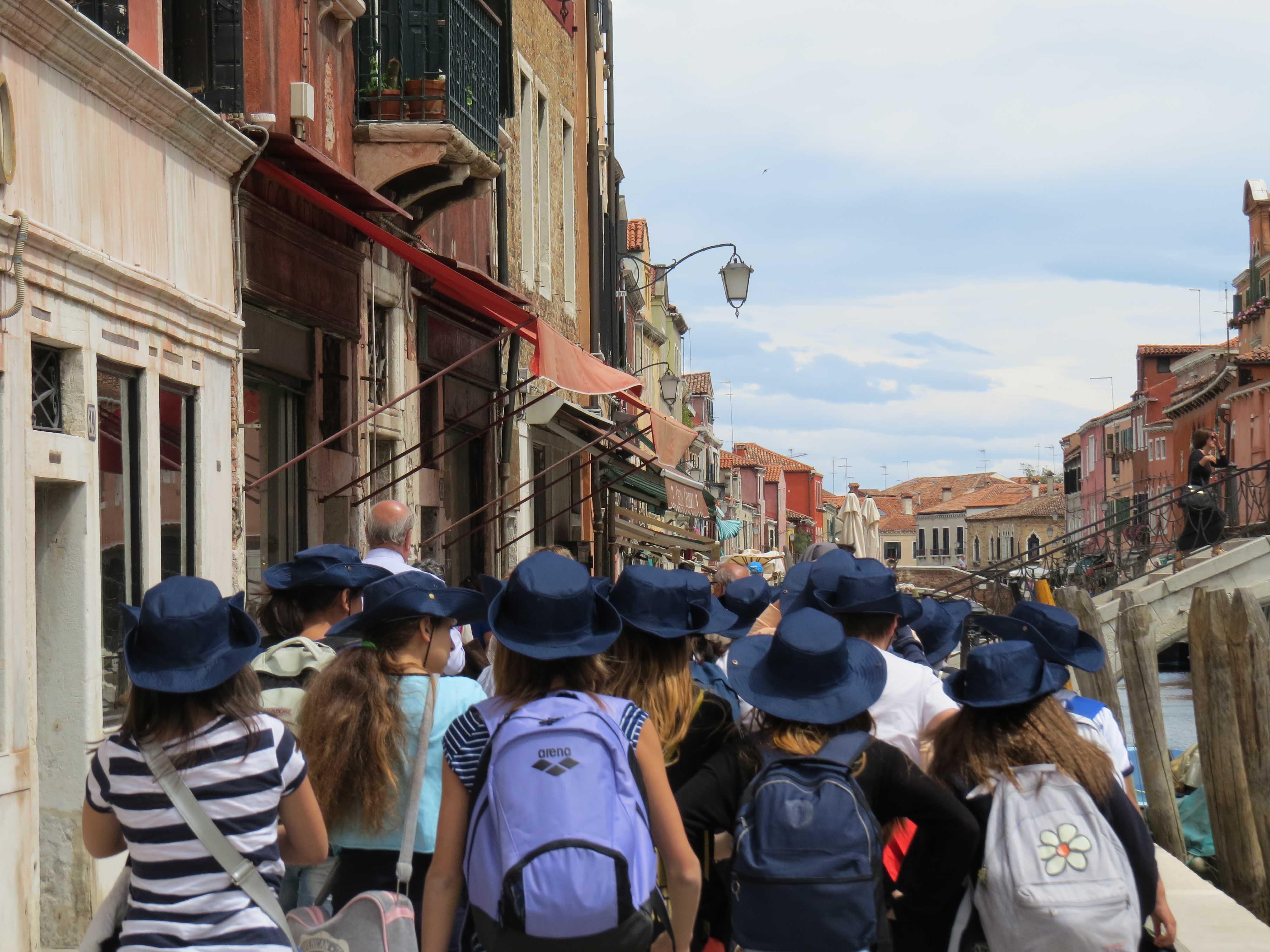 Gita della 2°A a Venezia