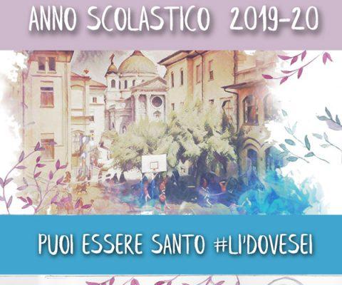 PRIMO GIORNO DI SCUOLA A.S.2019/20